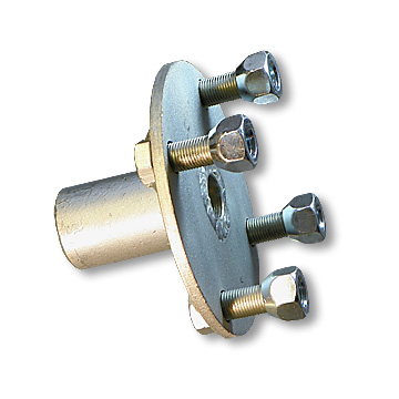 "Adapter Hub, 1"" Live Axle, (stepped)"