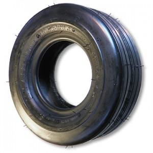 Ribbed Tire, Flat Profile, 800 x 6, part no. 7007