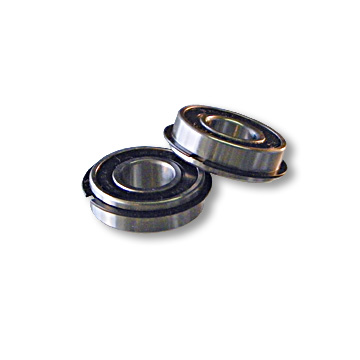 "PRECISION SEALED BALL BEARING WITH SNAP RING, 5/8"" ID X 1-3/8"" OD X 7/16"" THICK, part no. 8205"