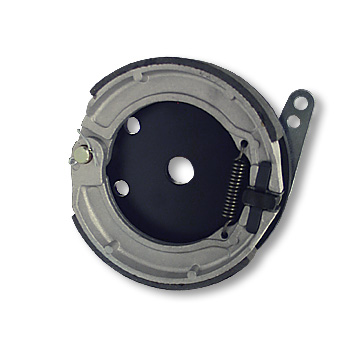 """5"""" Drum Brake Assembly, part no. 2530"""