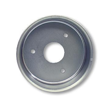 "5"" Brake Drum (w/o Flange) 3-1/4"" Bolt Circle, part no. 2542"