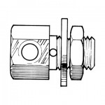 Rod coupler, part no. 2389, Illustration