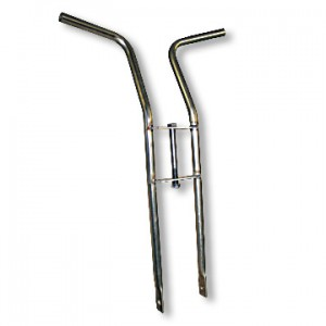 Mini-Bike Fork & Bolt Set, Part No. 3546