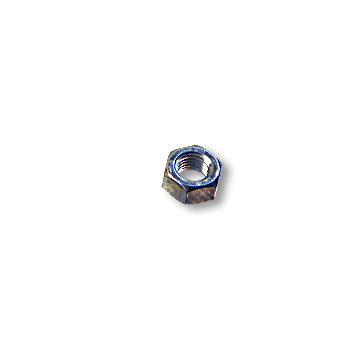 HEX NUT, 5/16-24, ZINC PLATED, part no. 8501