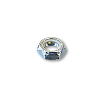 Locknut with Nylon Insert, Representative Image