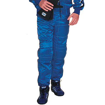 Part No. 1523, Volare/Forza Racing Pants, Blue