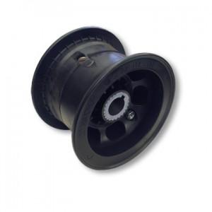 """5"""" Azusalite Wheel, 4"""" Wide with Steel Insert, 1 - 3/4"""" Step, part no. 1067"""
