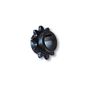 "Part No. 2189-K, ""C"" Type Engine Sprocket, Steel, #35 Chain, 5/8"" Bore, Integral Key, No Set Screw, 10 tooth"