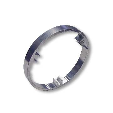 """Wheel Spacer for 5"""" Aluminum Wheel, 1/2"""" Wide, part no. 1158"""