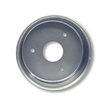 "5"" Brake Drum (w/o Flange) 3-1/4"" Bolt Circle, part no. 2542"