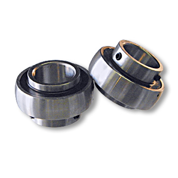 "Standard Axle Bearing for 1-1/4"" Axles with Integral Locking Collar, part no. 8208"