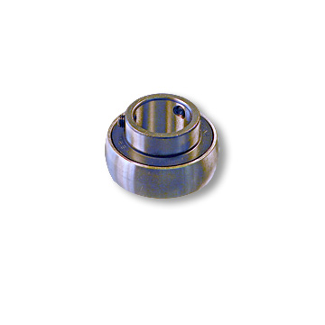 """Standard Axle Bearing for 1"""" Axles with Integral Locking Collar, part no. 8211"""