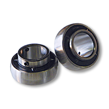 """Ground Sealed Ball Beariong with Flange, 3/4"""" ID x 1-3/8"""" x 7/16"""" Thick, part no. 8273"""
