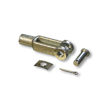 Brake Control Rod Kit Less Rod, part no. 2279