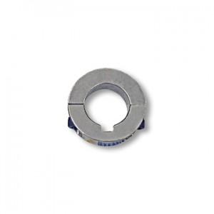 Split Locking Collar, Billet Aluminum, 25mm ID x 44mm OD x 12mm, part no. 8572