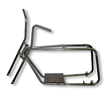 Mini-Bike Frame & Fork Kit, Part No. 3545