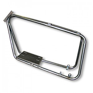 Mini Bike Frame (less fork), Part No. 3548