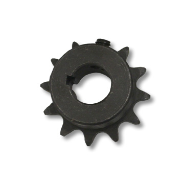 "Part No. 1972, ""B"" Type Sprocket for #415 Chain, 12 Tooth"