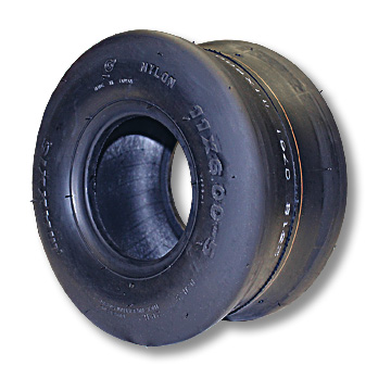 "Part No. 7069, Slick Tire, 11-600 x 5, ""Power Master"" Maxxis"